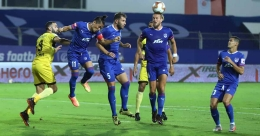 ISL: Bengaluru FC, Hyderabad FC play out goalless draw