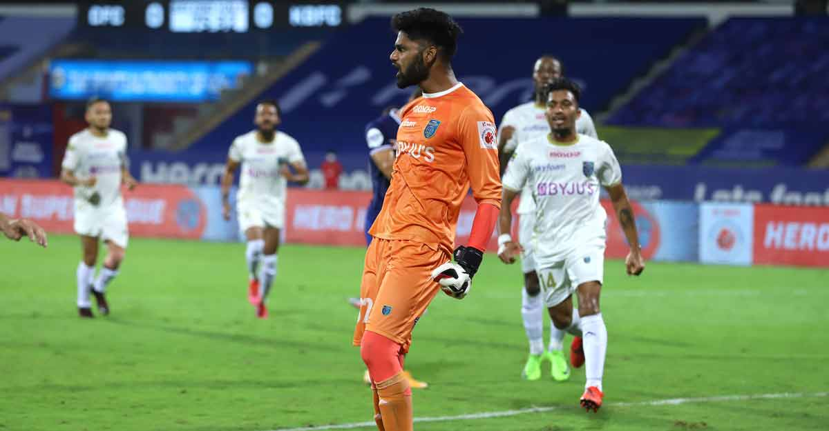 ISL: Gomes helps Blasters earn a point in Southern derby