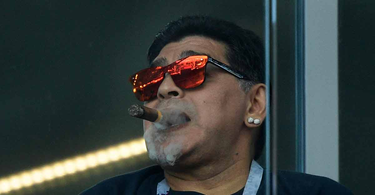 Probe into Maradona's death: Argentina cops search office of second doctor