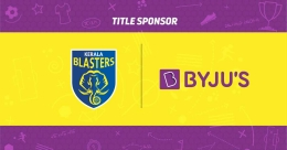ISL: Byju's to be Kerala Blasters' title sponsor