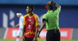 ISL: East Bengal lodge complaint about refereeing