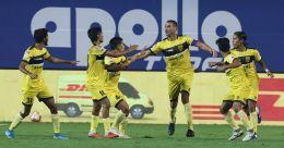Santana's twin burst scripts Hyderabad FC's 3-2 win over SC East Bengal