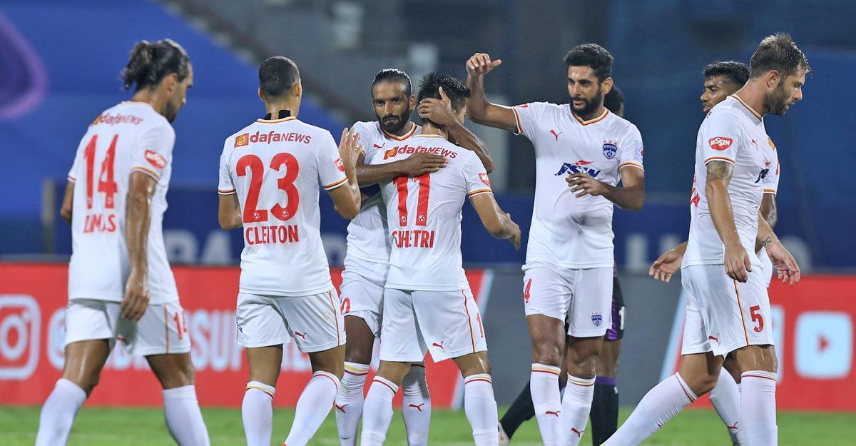 Silva, Chhetri score as Bengaluru condemn Odisha to 5th defeat