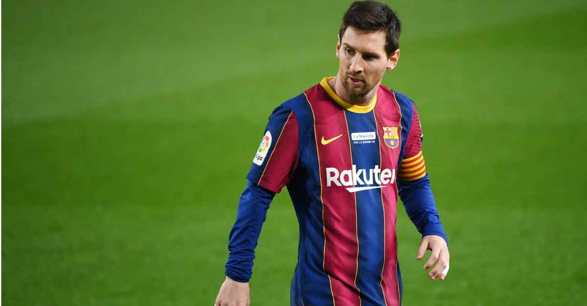 Messi hints at playing in Major League Soccer