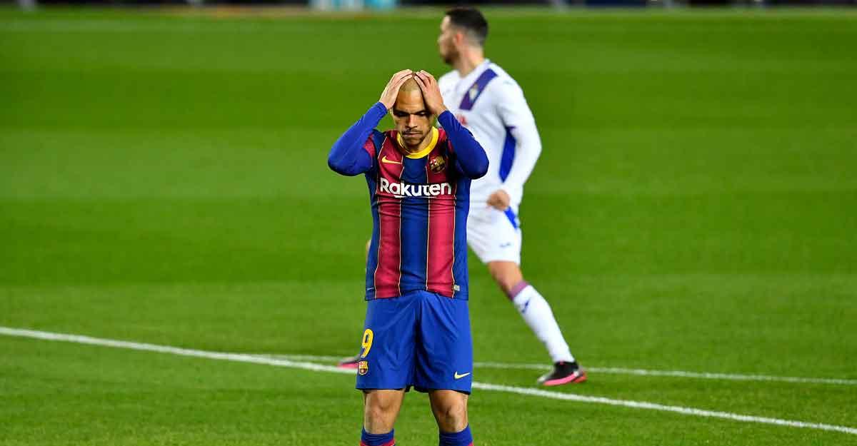 La Liga: Wasteful Barca drop points against Eibar