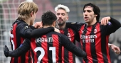 Europa League: AC Milan fight back to book knockout berth