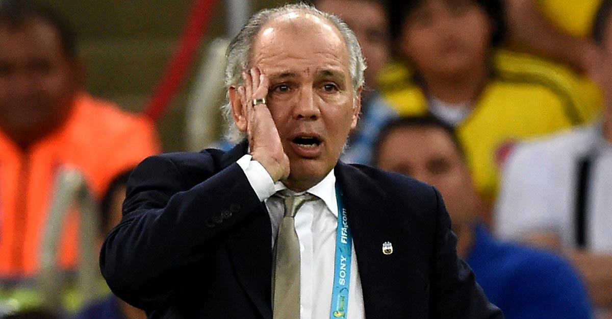 Former Argentina coach Sabella dies aged 66