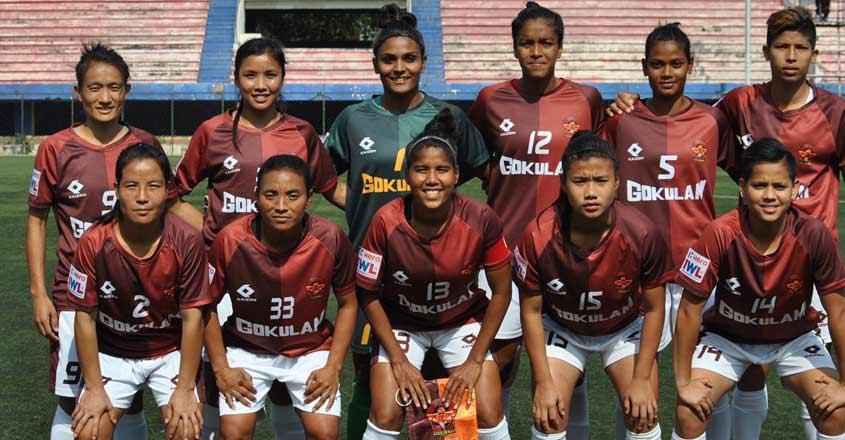 Sabitra brace inspires Gokulam Kerala to IWL final