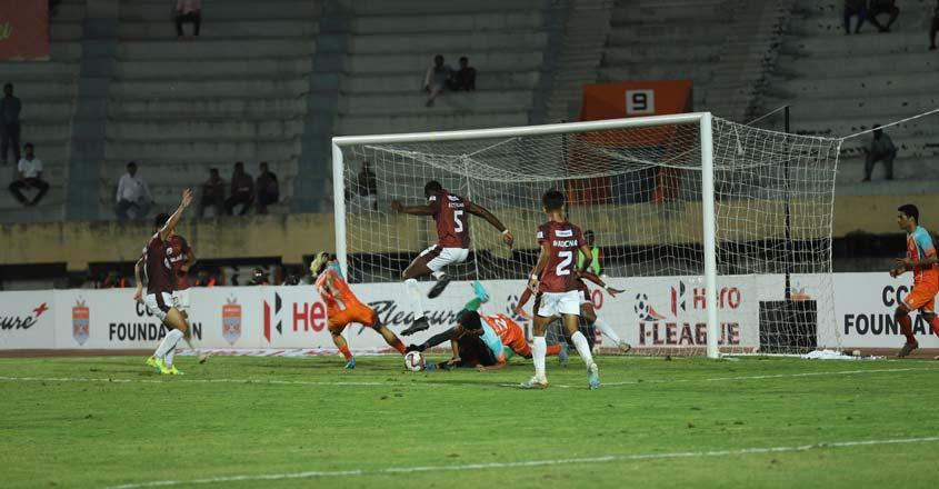 I-League: Gokulam Kerala beat Chennai City 1-0