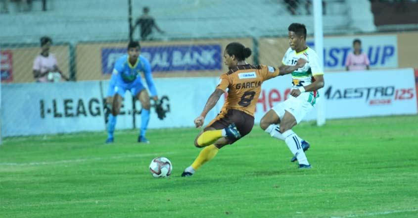I-League: Gokulam, Trau FC play out a 1-1 draw