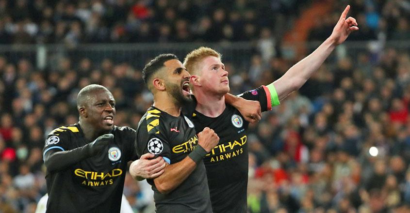 Champions League De Bruyne Leads Remarkable Man City