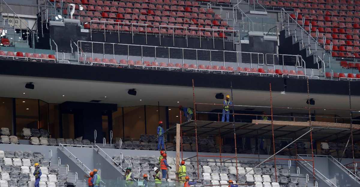 Qatar 2022 World Cup stadium workers went unpaid