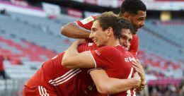 Bayern Munich close in on Bundesliga title