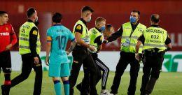 La Liga to seek criminal action against Messi fan