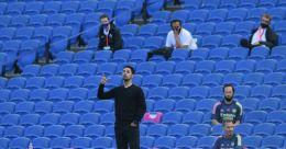 We threw the game away: Arsenal manager Arteta