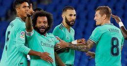 La Liga: Real Madrid move to top spot | Video