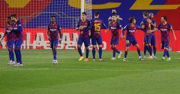 La Liga: Rakitic goal puts Barca back on top