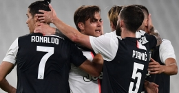 Serie A: Juve blank Lecce, consolidate top spot