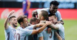 La Liga: Celta Vigo rally to hold Barca