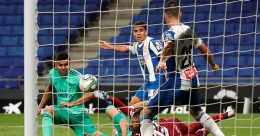 La Liga: Casemiro nets winner as Real Madrid go top