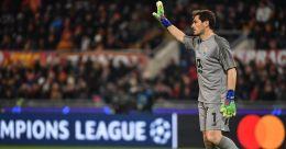Casillas bids bye to FC Porto