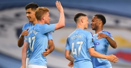Manchester City thrash newly-crowned champions Liverpool