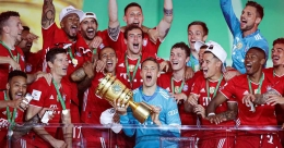 Bayern Munich win German Cup for 20th time