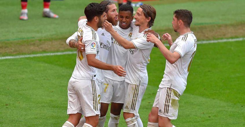 Ramos does it again as Real Madrid edge Bilbao