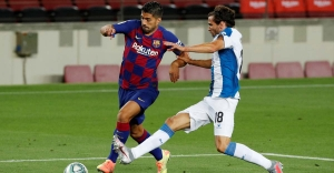 La Lga: Suarez nets winner for Barca