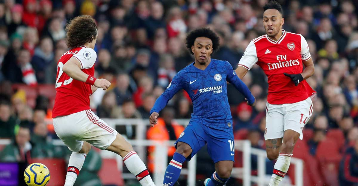 Willian joins Arsenal after contract expires at Chelsea ...