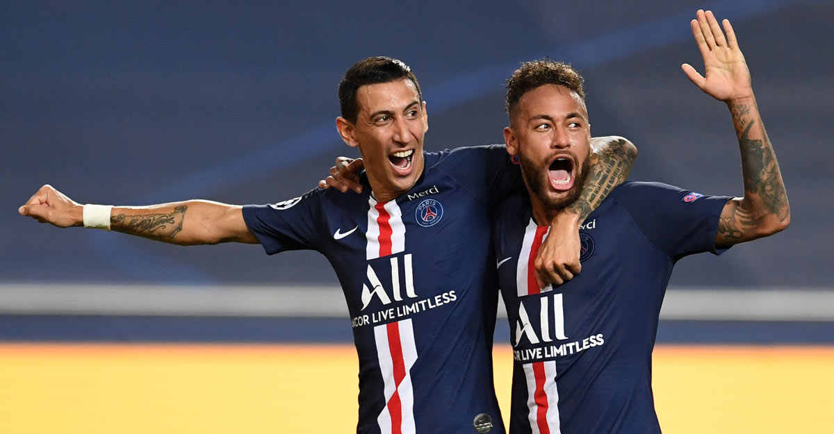 Three PSG players test positive for COVID-19; Neymar, Angel di Maria among  them?