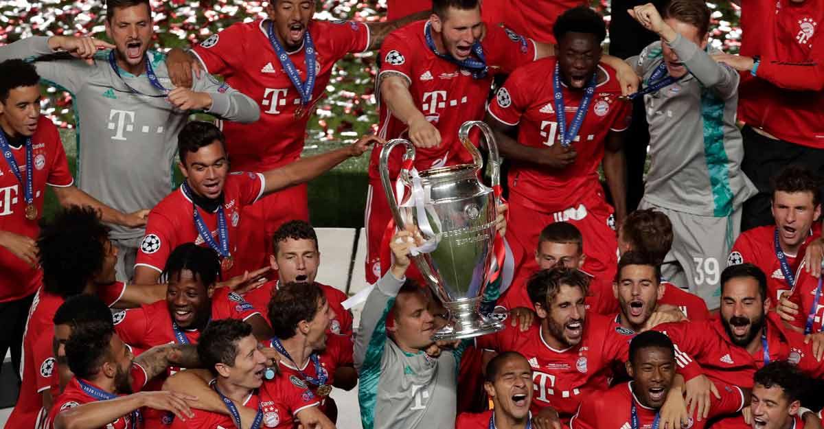 Champions League Coman Wins It For Bayern Munich Football News Onmanorama