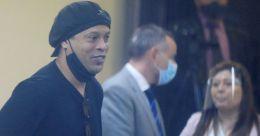 Ronaldinho flies home to Brazil after Paraguayan judge frees him