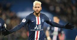 #CORONAOUT, tweets Neymar as PSG star returns to training