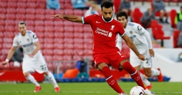 Salah hits hat-trick as Liverpool outgun impressive Leeds