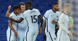 Premier League: James stunner helps Chelsea down Brighton