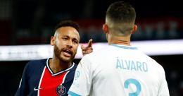 Neymar gets two-match suspension after brawl