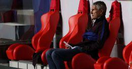 Former Barcelona coach Setien to sue club