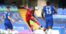 Mane double fires Liverpool past Chelsea