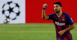 Suarez completes move to Atletico Madrid