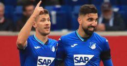 Hoffenheim end Bayern's unbeaten run