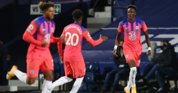 Chelsea fight back from three-goal deficit to draw at West Brom