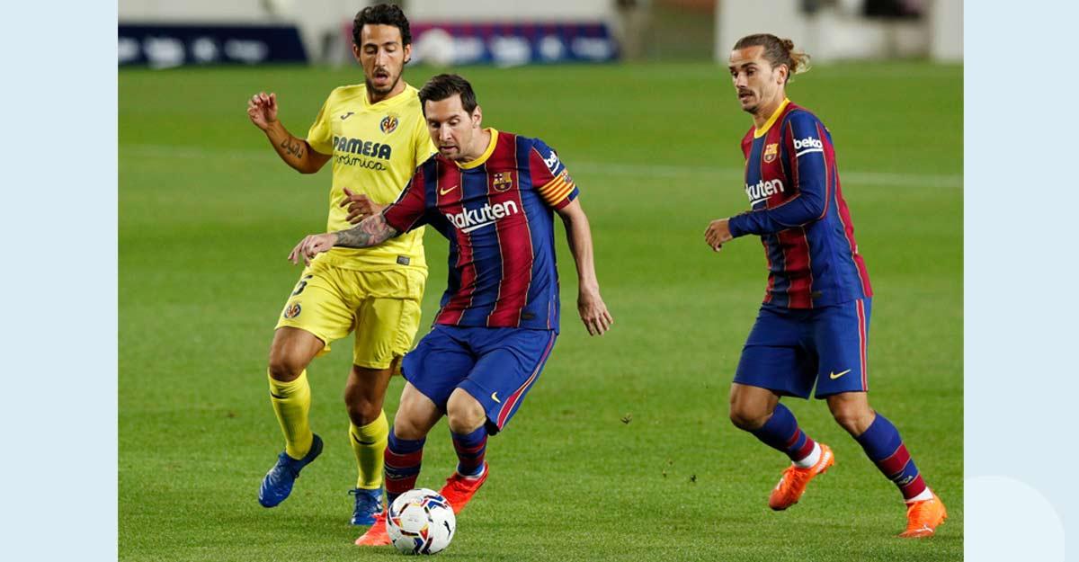 Messi back in scoring business in dream start for Koeman