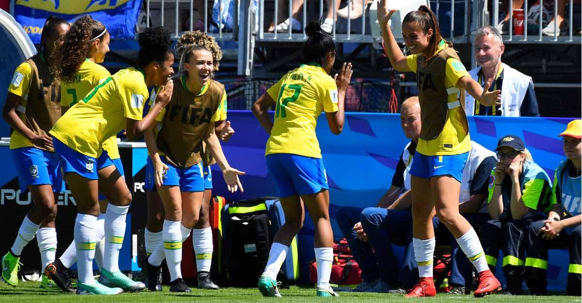 Brazil ends gender pay gap in national football team