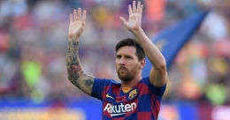 Messi to stay with FC Barcelona for 'one more year'