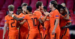 Nations League: Bergwijn nets winner as Dutch edge Poland