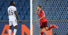 Nations League: Switzerland extend Germany's winless run