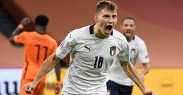 Nations League: Azzurri get the better of Netherlands