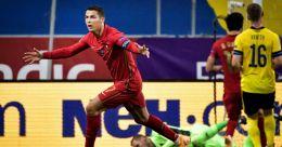Nations League: Ronaldo in 100-goal club as Portugal down Sweden