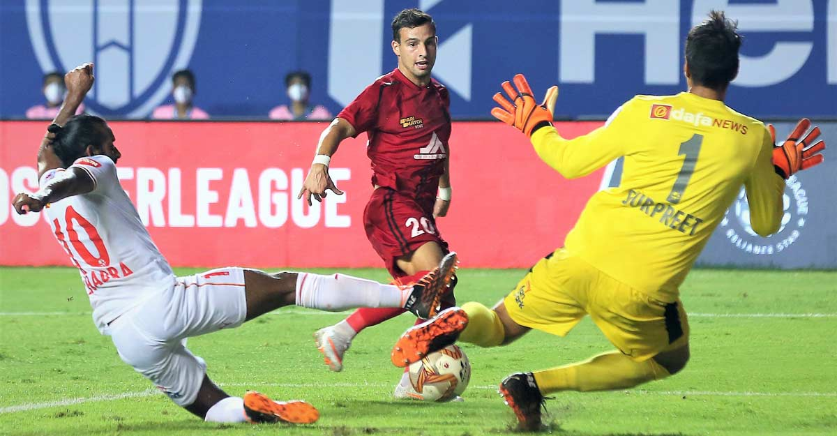 NorthEast, Bengaluru see winless streaks continue in stalemate